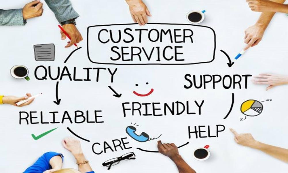 Dịch vụ chăm sóc khách hàng tại Bongxanh.com