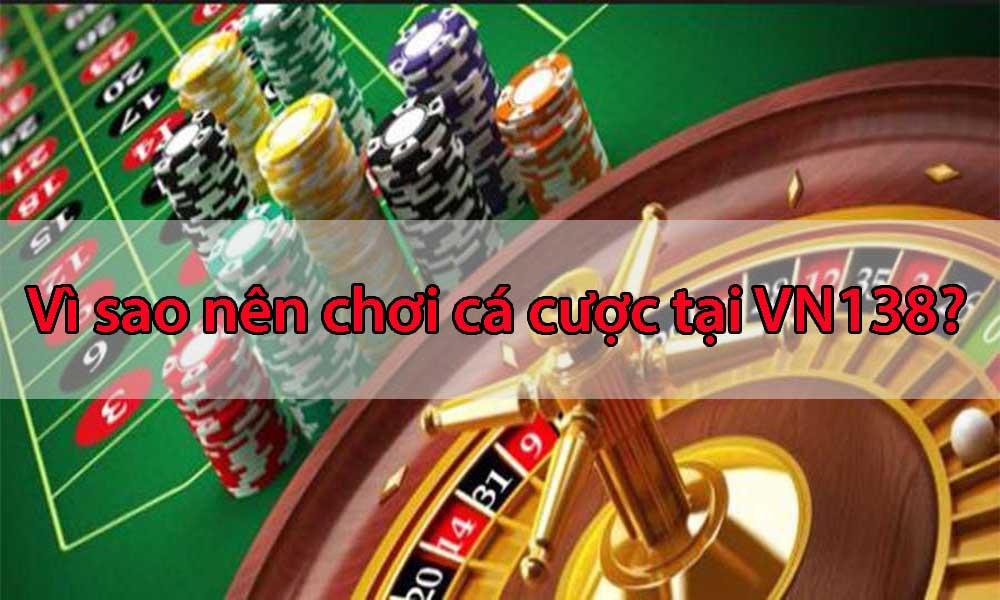 VN138 trang web cá cược uy tín